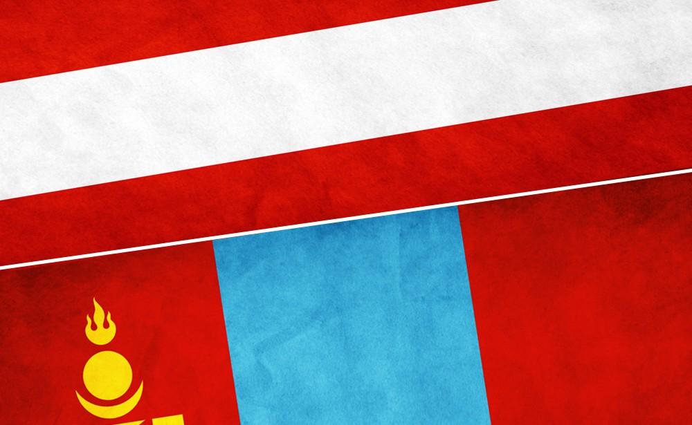 Австрийн төвийг сахих ба Монгол