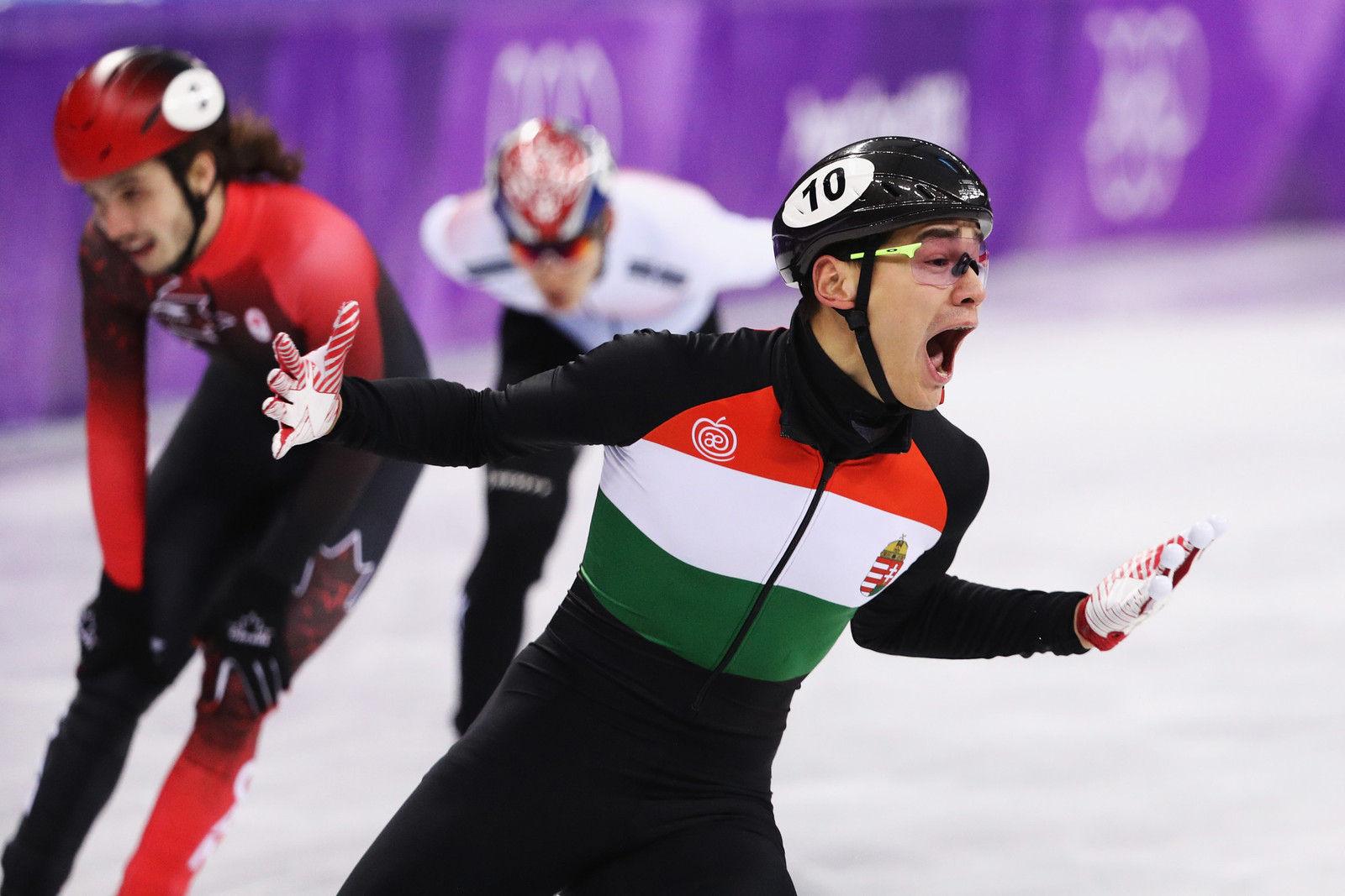 Унгар улс анхны алтан медалиа хүртлээ