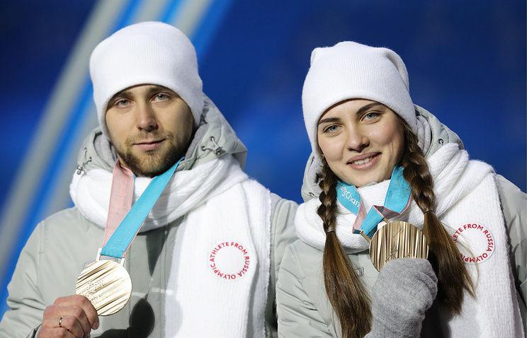 Оросын тамирчдын хүрэл медалийг ОУОХ хурааж авчээ