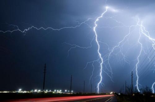 Сэрэмжлүүлэг: Нийслэлд дуу цахилгаантай бороо орно