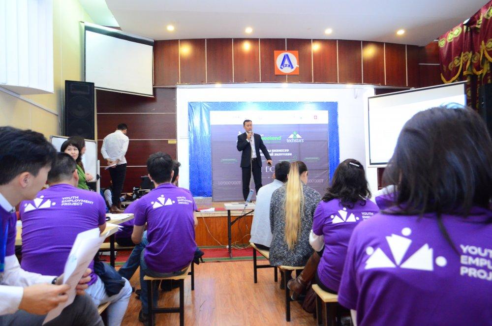 """Баянгол дүүргийн залуучуудын """"Гарааны бизнесийг дэмжих хөтөлбөр""""-өөс шалгарсан төсөлд 10 сая төгрөг олгоно"""
