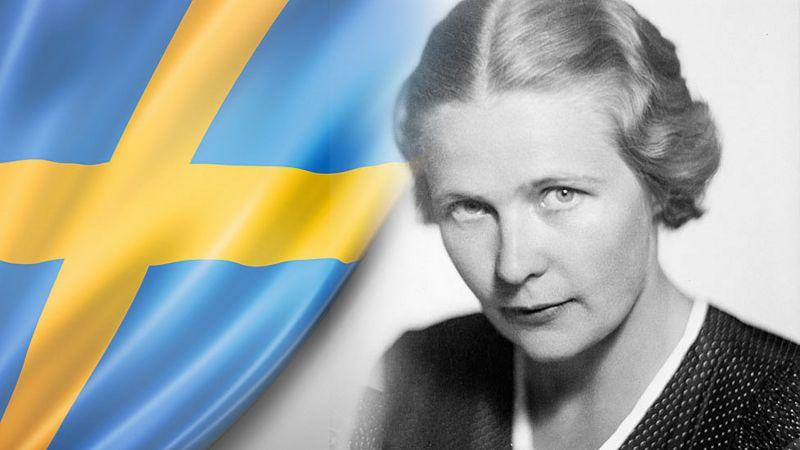 Альва Мюрдаль орчин үеийн Шведийг бий болгосон эмэгтэй