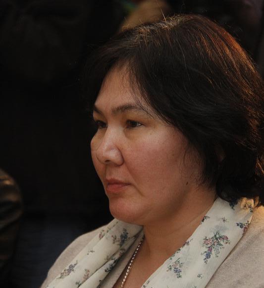 Н.Энхбаярын эхнэр О.Цолмон: Монголчууд хүн муутай, урвагч ард түмэн /бичлэг/