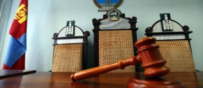 Ноён уулын 36 дахь удаагийн шүүх хурал боллоо