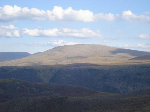 Марз уулын тухай домог