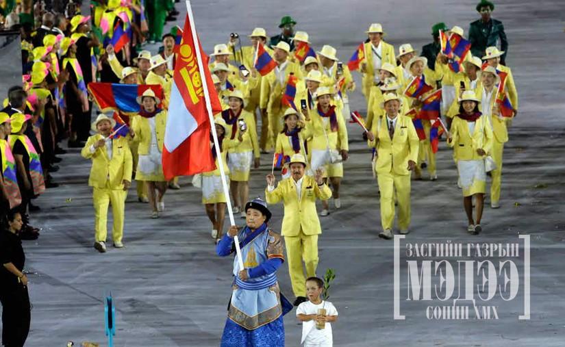 Олимпийн дараах Монголын спорт