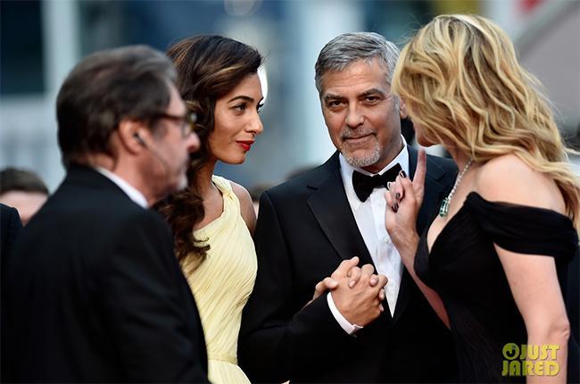 Амаль, Жорж Клуни хоёр сална гэв үү?