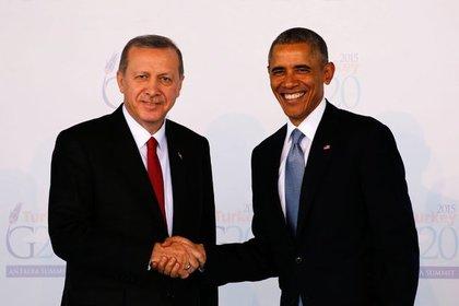 Оростой харилцаагаа хэвийн болгож байгаа Эрдоганыг Обама сайшаав