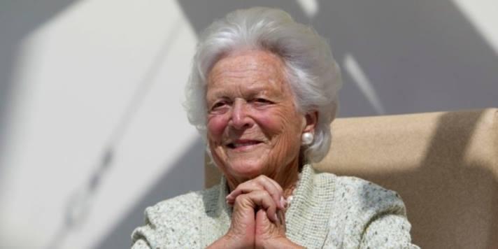АНУ-ын тэргүүн хатагтай асан Барбара Буш 92 насандаа таалал төгслөө