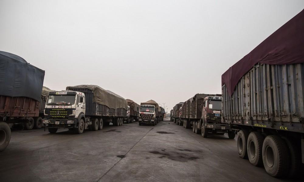 БНХАУ-ын Ганц модны боомт тээврийн урсгалаа нэмэгдүүлээ