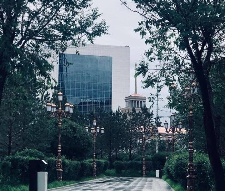 Улаанбаатарт өдөртөө дуу цахилгаантай аадар бороо орно
