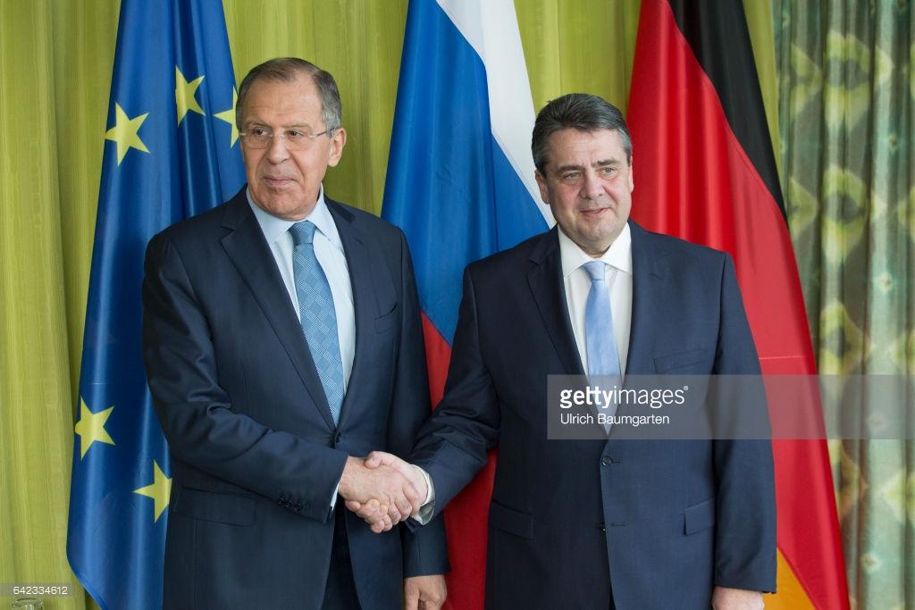 ОХУ, Германы сайд нар Украины асуудлаар уулзав