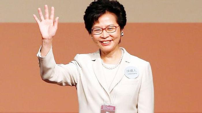 Хонконгийн сонгуульд Карри Лам яллаа