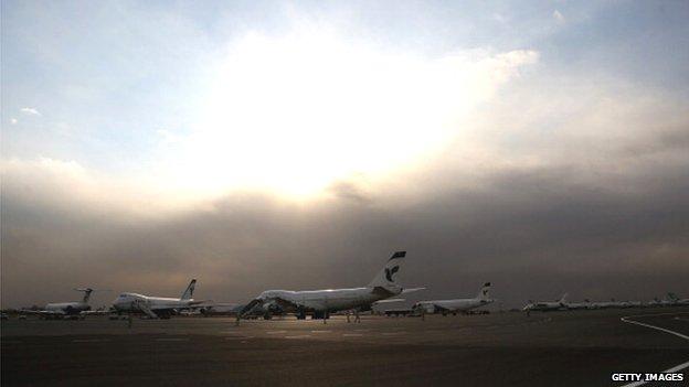 Иран их хэмжээний нисэх онгоц худалдан авахаар хэлэлцэж байна