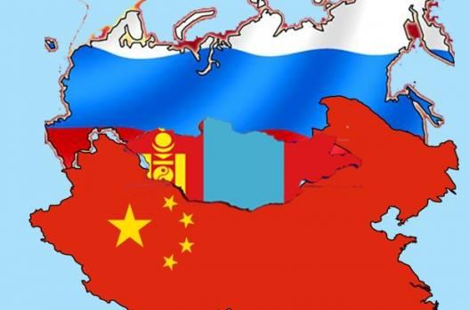 ОХУ-ын агшилт ба Хятадын тэлэлт