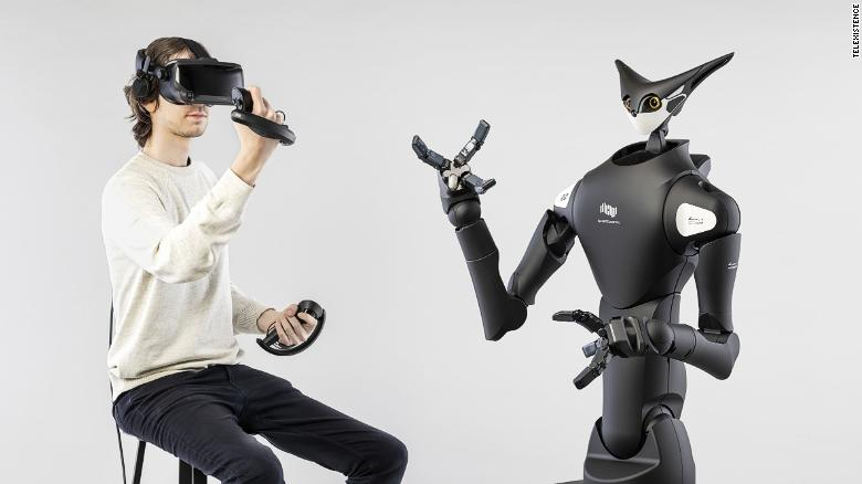 Робот худалдагч