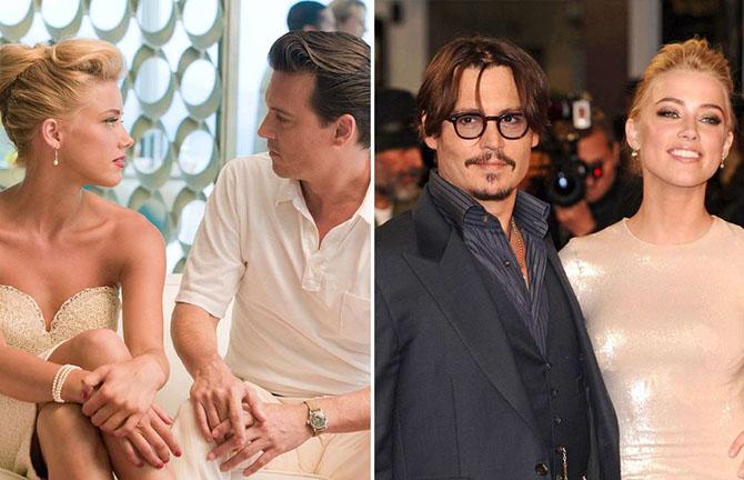 Кино зураг авалтын үеэр хайрын романс үүсгэсэн Холливудын алдартнууд