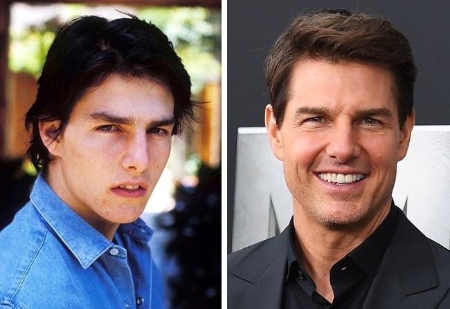Холливуудын алдартнууд өмнө ба одоо