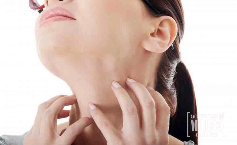 Шүд хорхойтвол тунгалгийн булчирхай өвчилнө