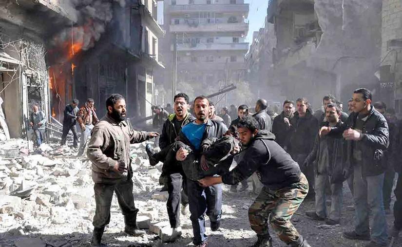 Сирийн тэмдэглэл