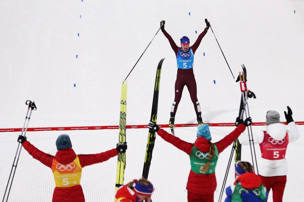 5 олимпийн 13 медалийн эзэн М.Бьорген