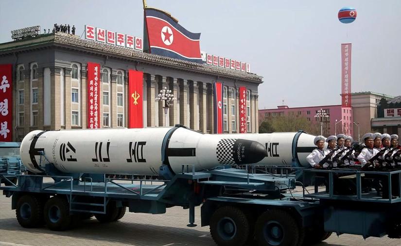 Пхеньяны туршилтад Хятад түгшиж байна
