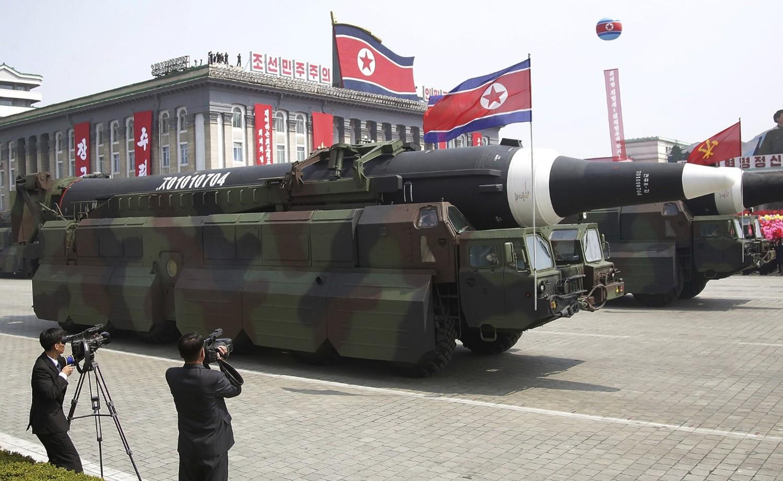 Солонгосын хойг дахь дипломат өрнөл