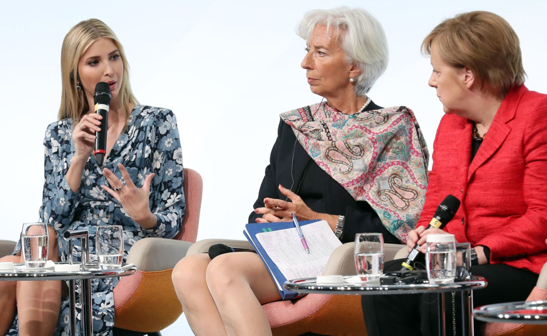 Иванка Трамп дэлхийн дипломат бодлогод нөлөөлөх нь