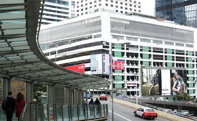 Гурван тэрбумын үнэтэй Хонконгийн газар