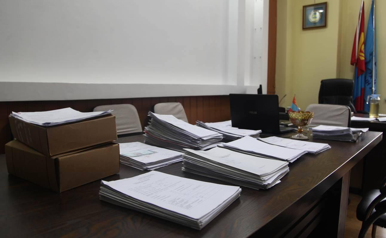 Газрын албаны тамганы асуудал прокурорт шилжжээ