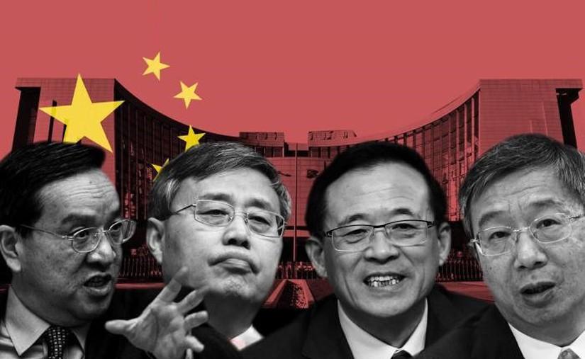 Хятадын төв банкны шинэ удирдагч