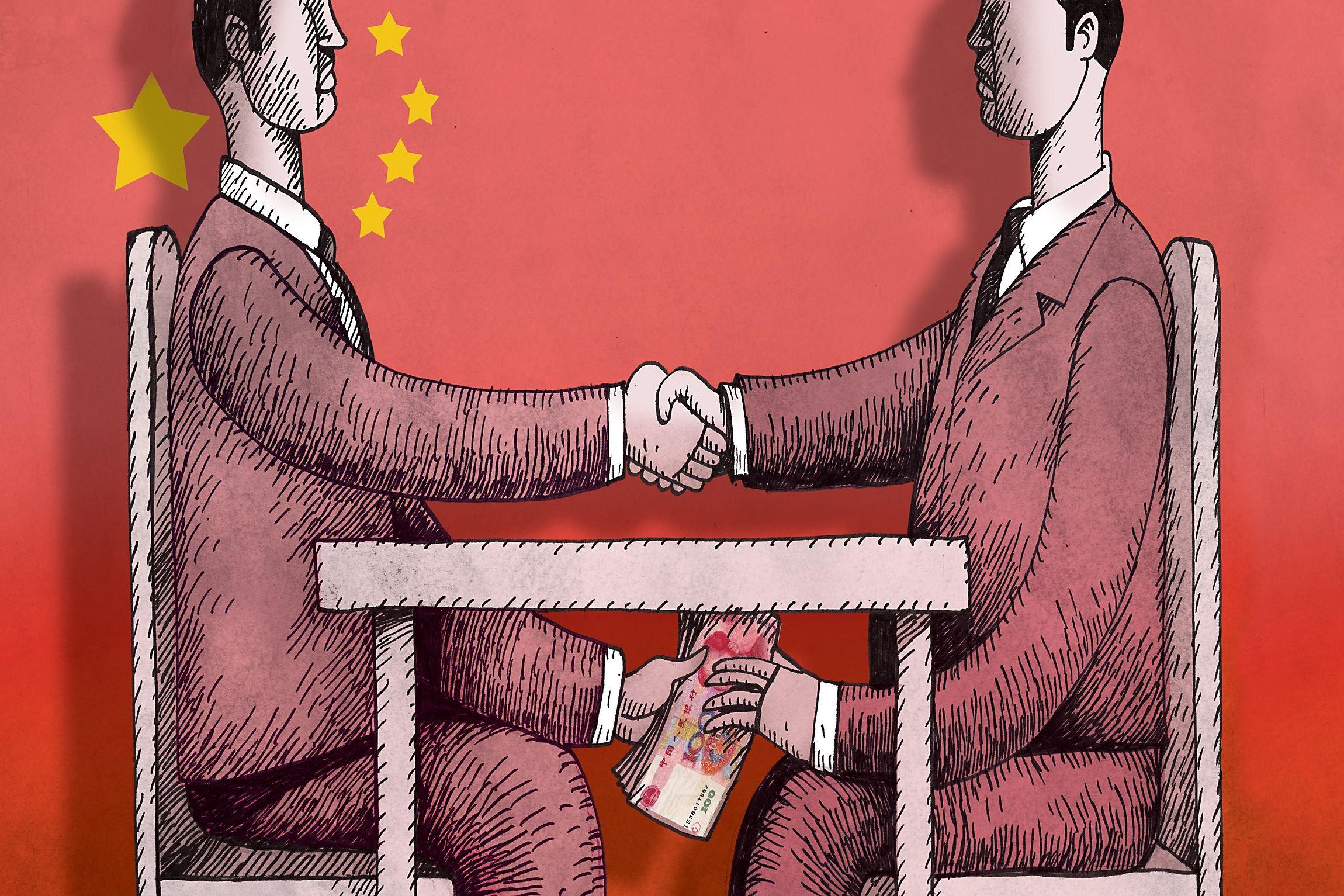 Хятадад авлигын хэрэгт холбогдсон өндөр албан тушаалтнуудыг шалгаж байна