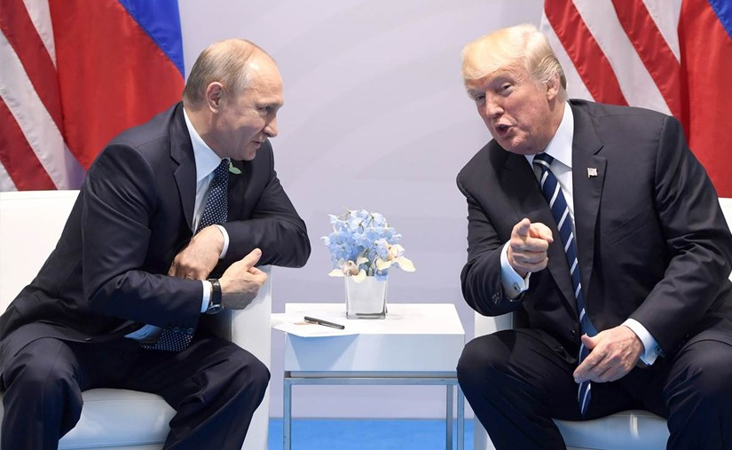 Трамп, Путин нарын хоёр дахь ярианы нууц