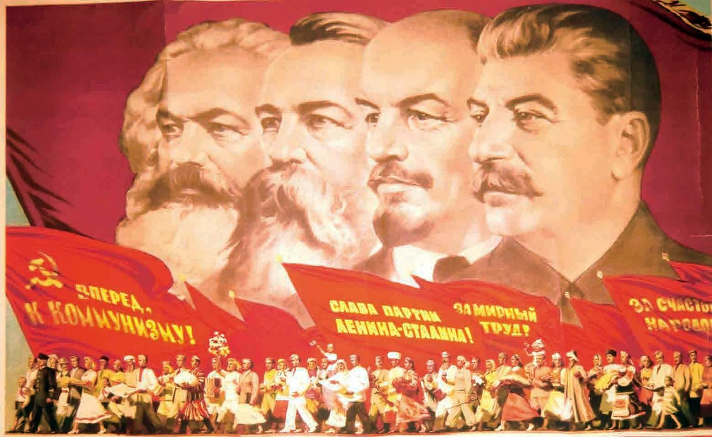 100 сая хүний амиар боссон Коммунизм