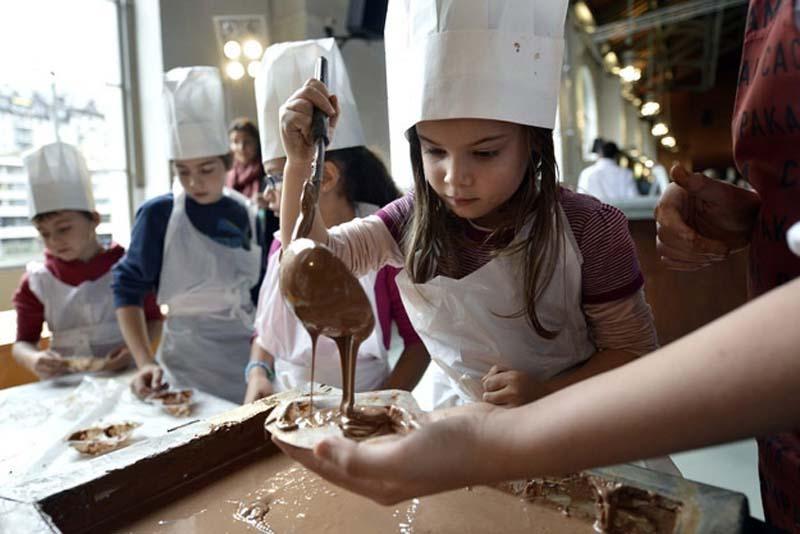 Шоколадны ашиг тусны талаарх 9 баримт