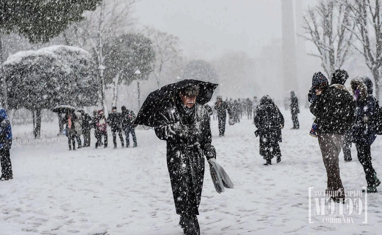 100 жилд тохиогоогүй их хүйтэн Европыг нөмөрнө