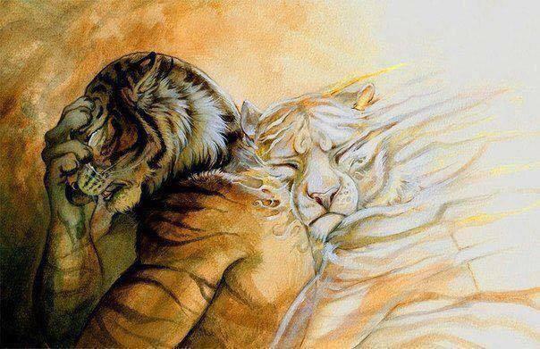 Миний эхнэр бол арслангийн хань , араатны хатан хаан