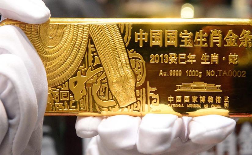 Хятад улсын алтны гаралт 12 жил дараалан дэлхийд тэргүүлэв