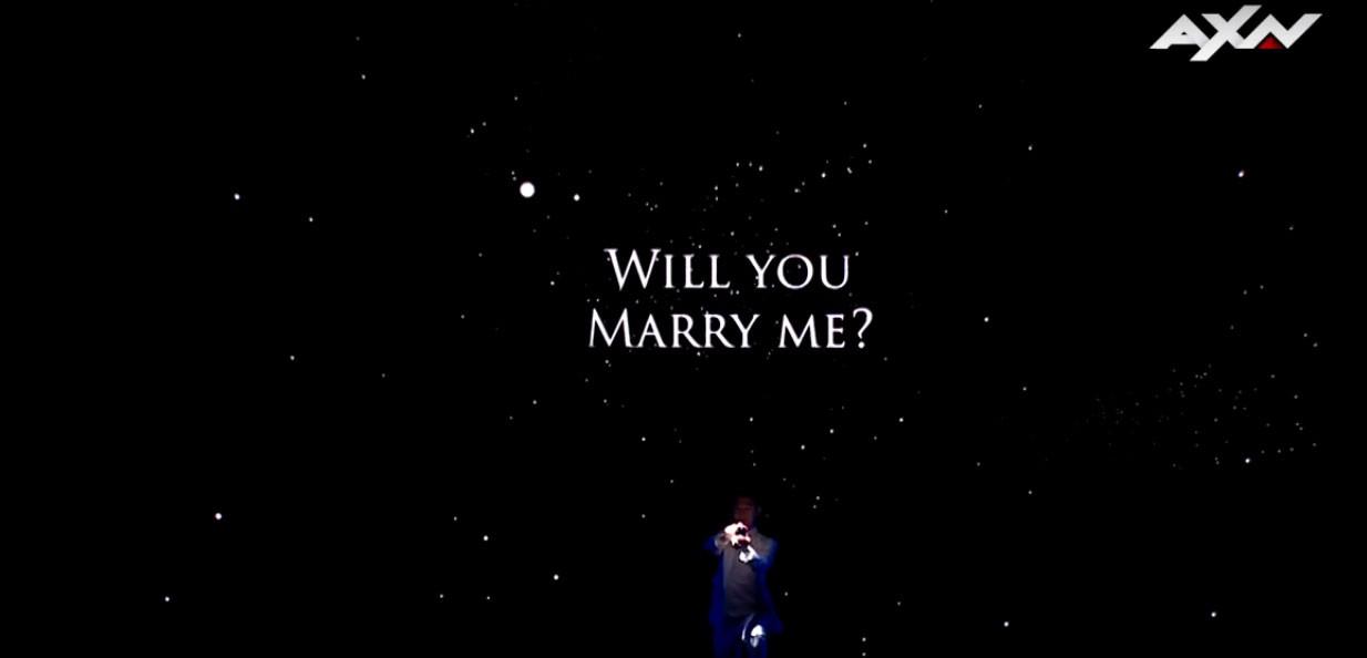 ФИНАЛЫН ҮЗҮҮЛБЭР: Б.Шижирбат хайртай бүсгүйдээ гэрлэх санал тавилаа