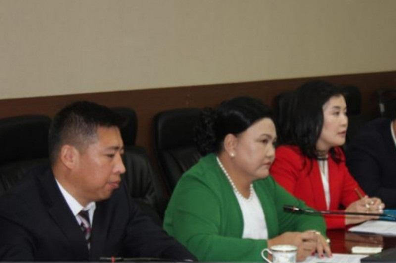 ХБНГУ-ын Сэргээн босголт зээлийн банкны төв салбарын үнэлгээний багийн төлөөлөгчидтэй уулзлаа