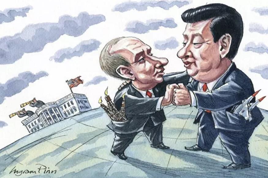 Хятад, Оросын аюултай нөхөрлөл