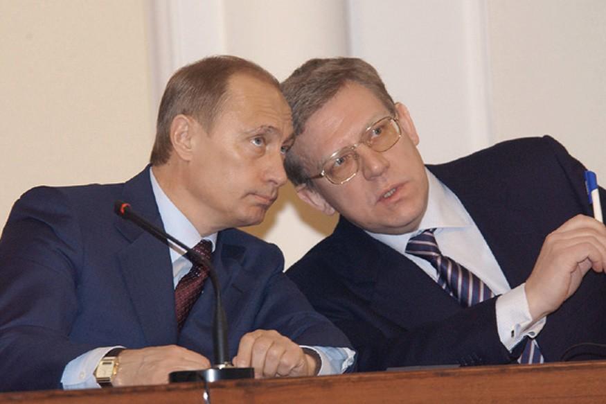 """""""Цагаан туг"""" өргөхийг Путинд ятгагч Кудрин"""