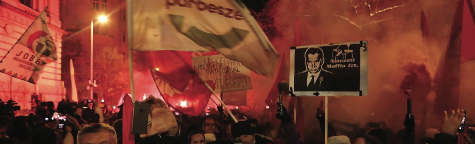2019 онд Зүүн Европыг хүлээж буй эрсдэлүүд