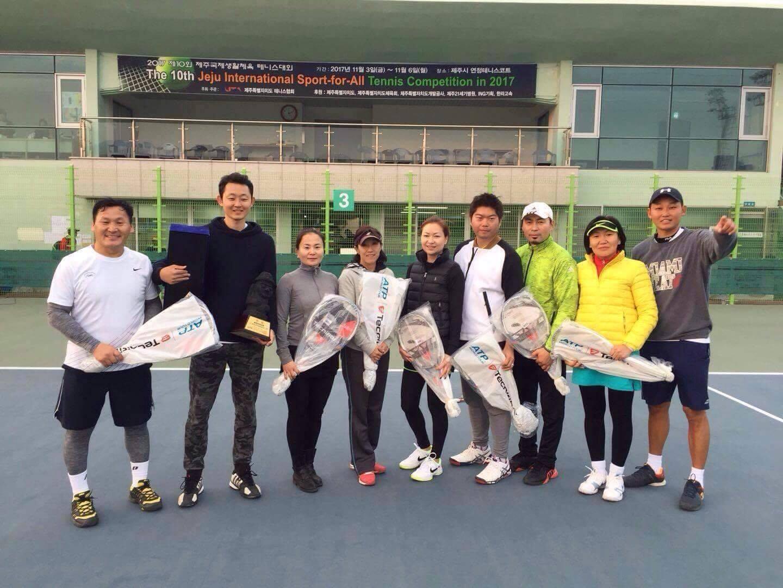 Олон Улсын талбайн теннисийн төрөлд манай баг тамирчид амжилттай оролцлоо