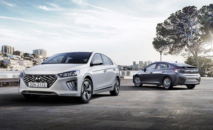 """""""Hyundai"""" байгальд ээлтэй горимд автоматаар шилждэг автомашинаа танилцуулав"""