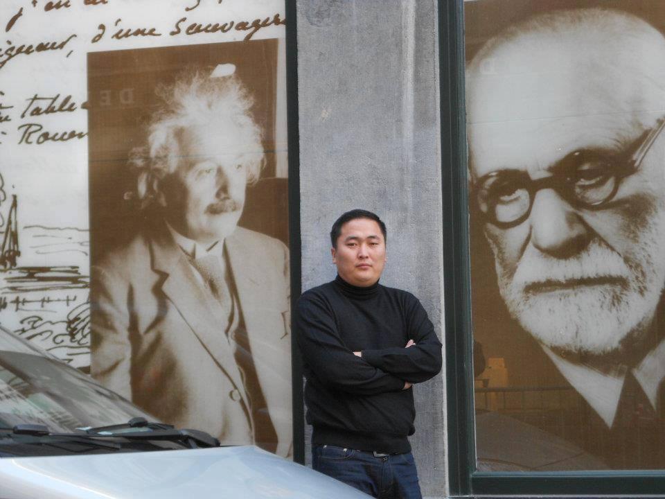 С.Билигсайхан: Эх оронд нь очиж, хэлийг нь сураад, сор бүтээл бүтээгээд Нобел аваад ирье л гэж бодсон