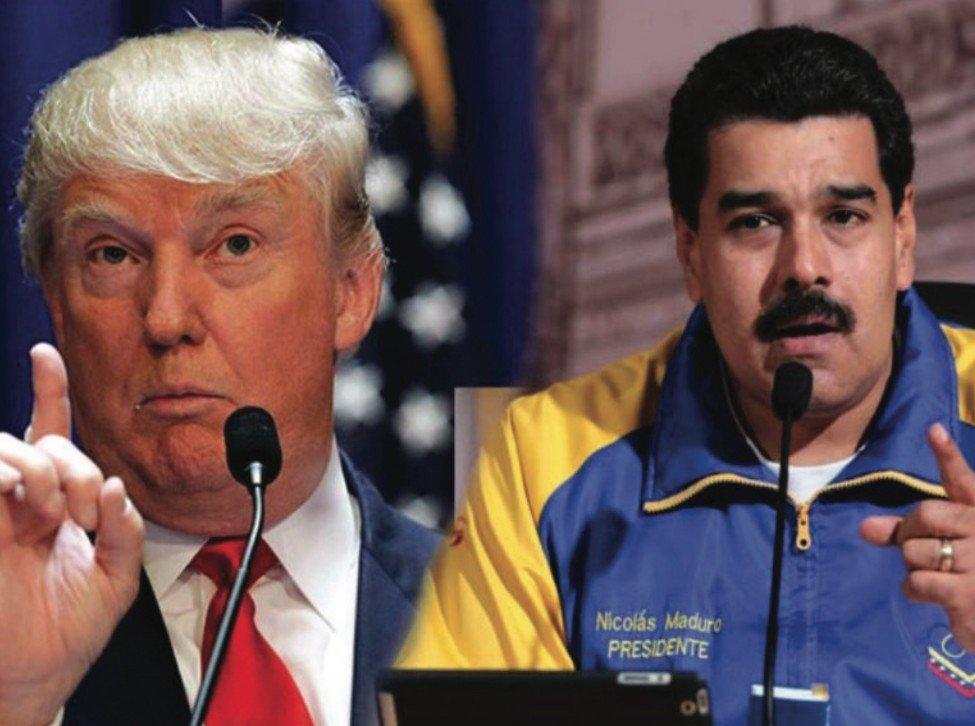 2019 он Венесуэлээр амьсгална