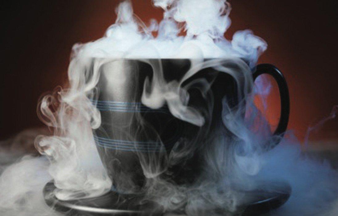 Халуун кофе ба цайны үхлийн аюул