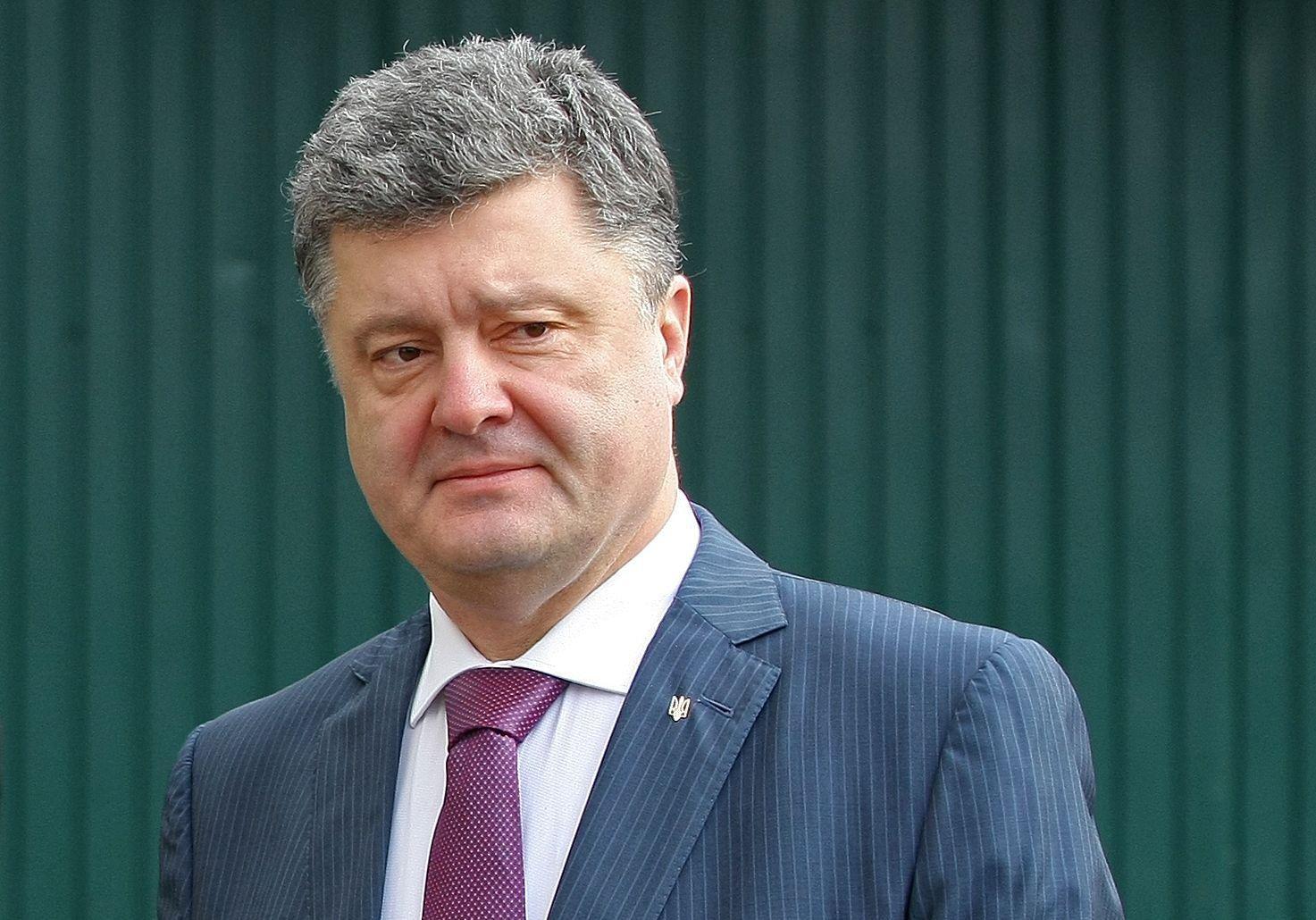 Украины Ерөнхийлөгч тэрбумтны статусаа алдлаа