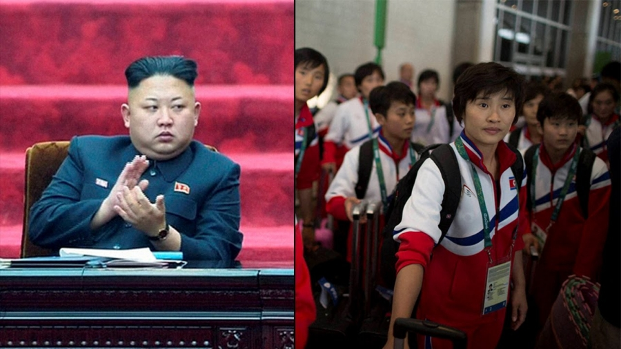 Хойд Солонгосын тамирчид нүүрсний уурхайд ажиллана